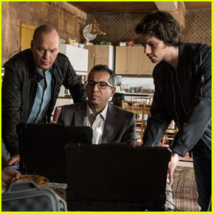 Dylan O'Brien & Michael Keaton Team Up in New 'American Assassin' Images!