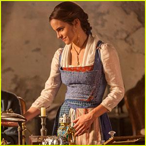 Emma Watson's Belle Will Be an Inventor & Not Wear a Corset