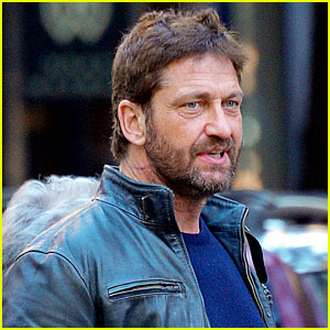 Gerard Butler Parties at Playhouse | Gerard Butler : Just Jared