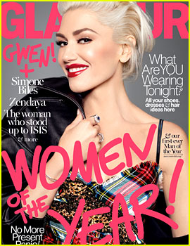 Gwen Stefani, Simone Biles, Zendaya & More Named 'Glamour' Women of the Year 2016