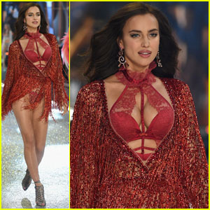 Irina Shayk Pregnant? Model Covers Up On Victoria's Secret Runway Amid Baby Rumors!