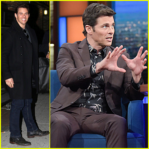 VIDEO: James Marsden Shows Off His Spot-On Matthew McConaughey Impression!