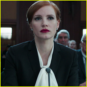 VIDEO: Jessica Chastain's 'Miss Sloane' Gets Exclusive Extended Trailer In Celebration Of Release!