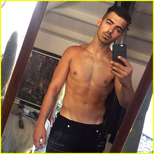 Joe Jonas on S&M: It's Fun to Bring 'Whips & Leather' Into Bedroom