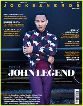 John Legend's New Album Represents 'Desire To Find Light, Optimism, Love & Joy' In The Midst Of Darkness