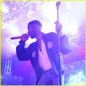Kid Cudi Returns to Stage For First Time Since Entering Rehab