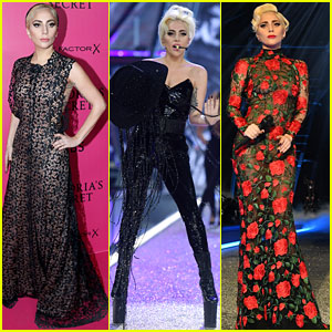 Lady Gaga Performs at Victoria's Secret Fashion Show 2016, Slays the Pink Carpet!