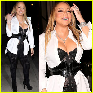 Mariah Carey is Still Wearing Engagement Ring After Split with James Packer