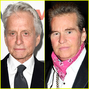 Val Kilmer Reveals Michael Douglas Apologized for Saying He Had Cancer