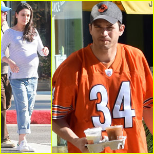 Mila Kunis Curbs Pregnancy Cravings With Jamba Juice