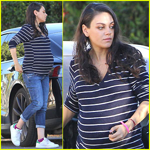 VIDEO: Mila Kunis Said No to Ashton Kutcher's Baby Name Choice - for Good Reason!