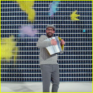 OK Go Uses Only 4.2 Seconds of Footage For Amazing 'The One Moment' Music Video!