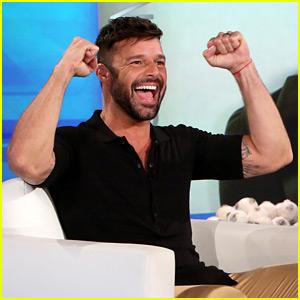 VIDEO: Ricky Martin Announces His Las Vegas Residency!