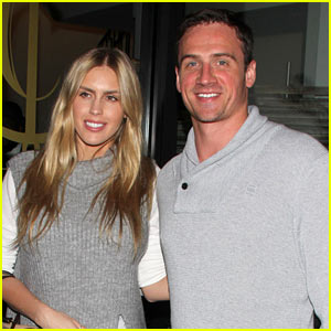 Ryan Lochte Shares Selfie Before 'DWTS' Finale!