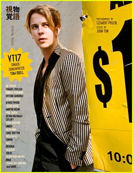 British Singer Tom Odell Thinks America's Political Climate is 'Pretty Terrifying'