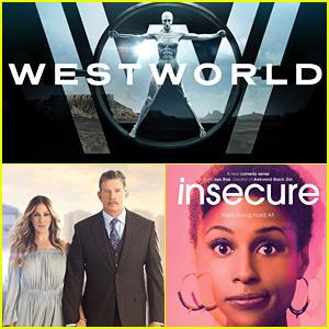 'Westworld,' 'Divorce,' & 'Insecure' Renewed at HBO!