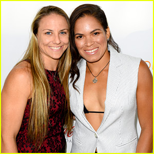 Amanda Nunes' Girlfriend Sends So Much Support for UFC 207