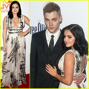 Ariel Winter & Boyfriend Levi Meaden Make Red Capet Debut!