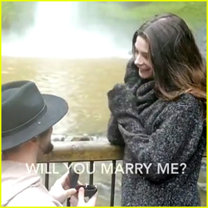 Ashley Greene Is Engaged to Paul Khoury - Watch the Proposal Video!