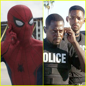 'Spider-Man: Homecoming 2' & 'Bad Boys 4' Set For Summer 2019 Release!