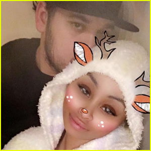 Rob Kardashian & Blac Chyna Spend the Holidays Together After Explosive Fight