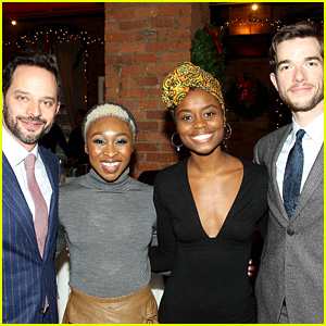 Broadway Stars Support Nick Kroll at His NYC 'Loving' Screening