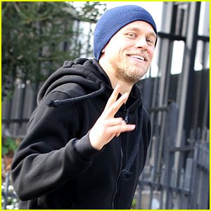 Charlie Hunnam Is Willing to Appear on 'Sons of Anarchy' Spinoff