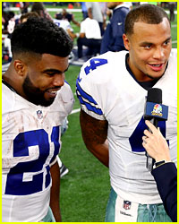 Dallas Cowboys' Ezekiel Elliott Got Quarterback Dak Prescott an Amazing Christmas Gift