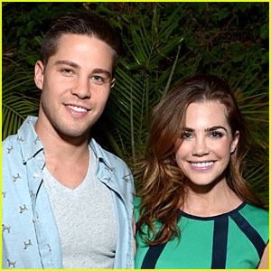 Glee's Dean Geyer & Code Black's Jillian Murray Are Engaged!