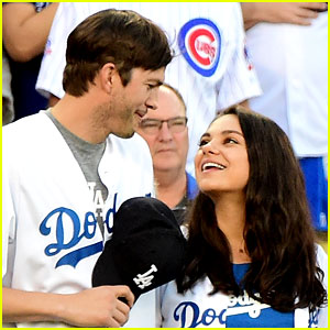 Mila Kunis & Ashton Kutcher Announce Their Son's Name!