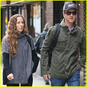 Edward Norton & Wife Shauna Step Out Ahead of His Return to the Big Screen