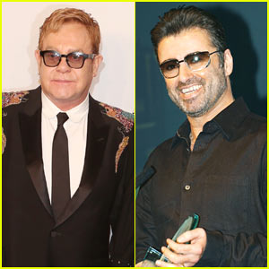 VIDEO: Elton John Pays Tribute to Good Friend George Michael in Concert