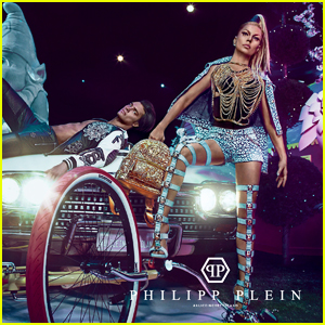 Fergie Stars In Colorful 'Alice in Ghettoland' Campaign for Philipp Plein!
