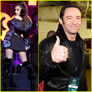 Hugh Jackman Is a 'Cool Dad' Thanks to Ariana Grande!