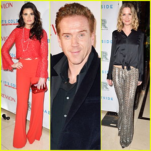 Idina Menzel, Damian Lewis & Jennifer Nettles Team Up To Raise Money For Rainforest Fund!