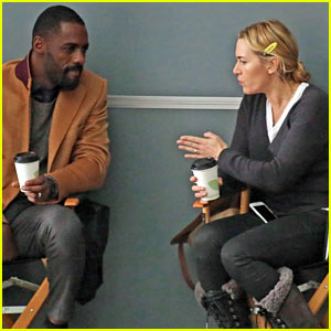 Idris Elba & Kate Winslet Start Filming 'The Mountain Between Us' in Vancouver!