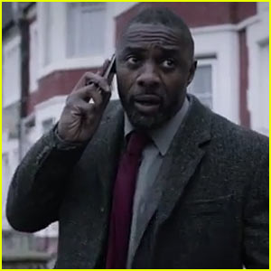 VIDEO: Idris Elba Stars in Parody of His BBC Series 'Luther'