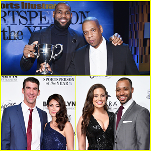VIDEO: Jay-Z Helps Honor LeBron James & Michael Phelps At Sports Illustrated Sportsperson of the Year Awards 2016!