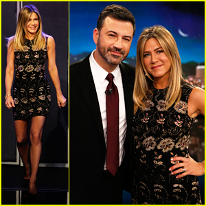 VIDEO: Jennifer Aniston Makes Final Four 'Bachelor' Predictions For Nick Viall!