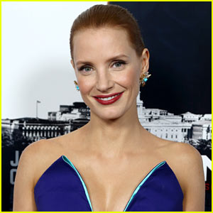 Jessica Chastain Opens Up About Being 'So Shy!'