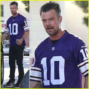 VIDEO: Josh Duhamel & Fergie's Son Axl Is Too Cute Singing 'Oompa Loompa' Song