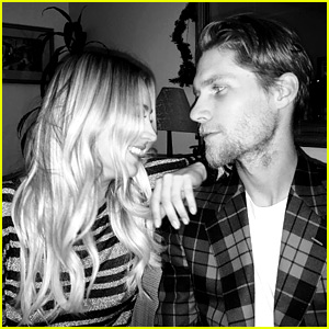Kaley Cuoco Says Boyfriend Karl Cook Was Her Christmas Present This Year!