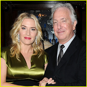 Kate Winslet Writes Touching Tribute for the Late Alan Rickman