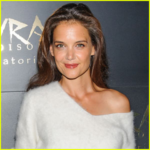 Katie Holmes Says Daughter Suri Is A 'Remarkable Person'