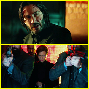 VIDEO: Keanu Reeves & Ruby Rose's 'John Wick: Chapter 2' Gets Offiical Trailer!
