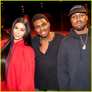 Kim Kardashian & Kanye West Take North to See 'The Nutcracker' Before Christmas!