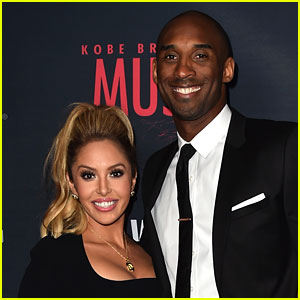 Kobe Bryant & Wife Vanessa Welcome Third Child!