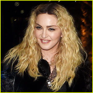 Madonna Slams Trump, Says She's 'Ashamed to Be an American'