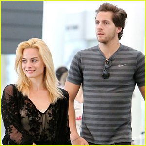 Margot Robbie Reportedly Has Married Tom Ackerley!