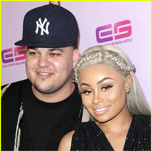 Rob Kardashian Apologizes to Blac Chyna, Makes a Promise to Baby Dream